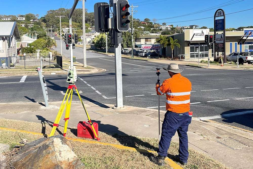 Detail Surveys by Masters Surveying road civil mining government NSW QLD