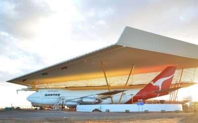 Qantas Founders Museum Airpark