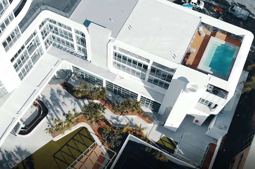 Signature Building Wollongong Project Surveying NSW Masters Surveying company new south wales