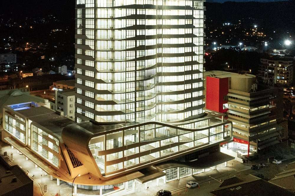 Signature Building Wollongong Project Surveying NSW Masters Surveying company