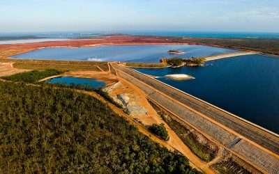 Yarwun Dam Wall Upgrade